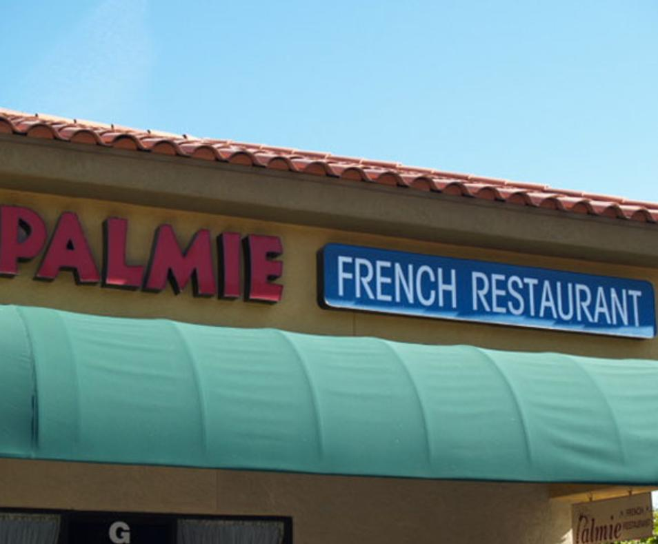 Palmie French Restaurant