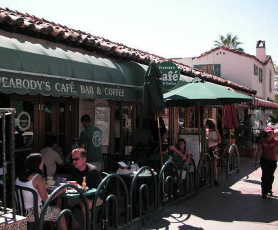 Peabody's Cafe