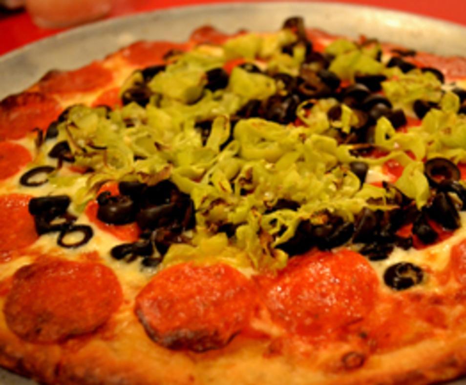 Grasso's pizza