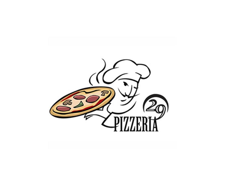 Pizzeria 29 Logo