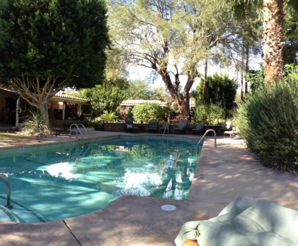 Hacienda Hot Springs Inn