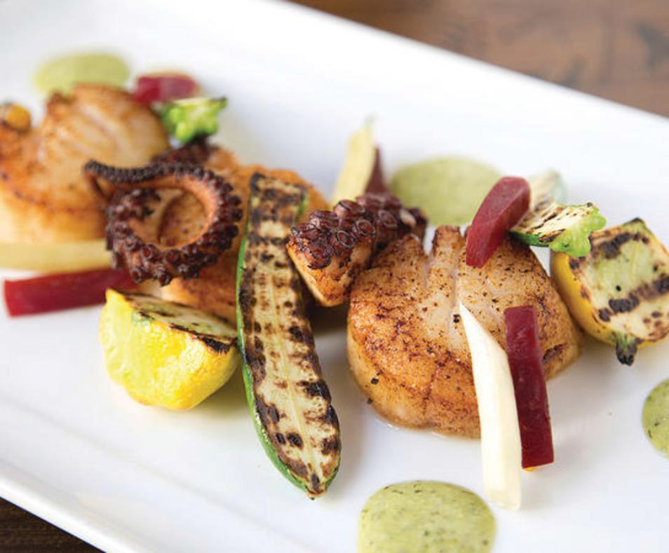 Mediterranean Flavors by Chef Drew Davis