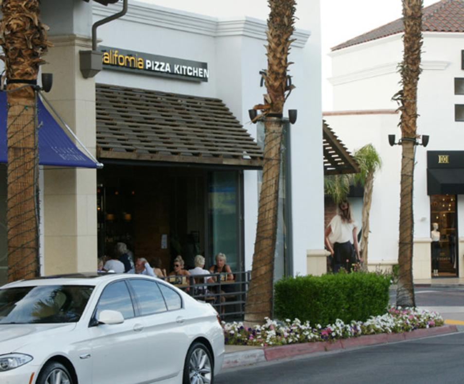 Shops on El Paseo CPK
