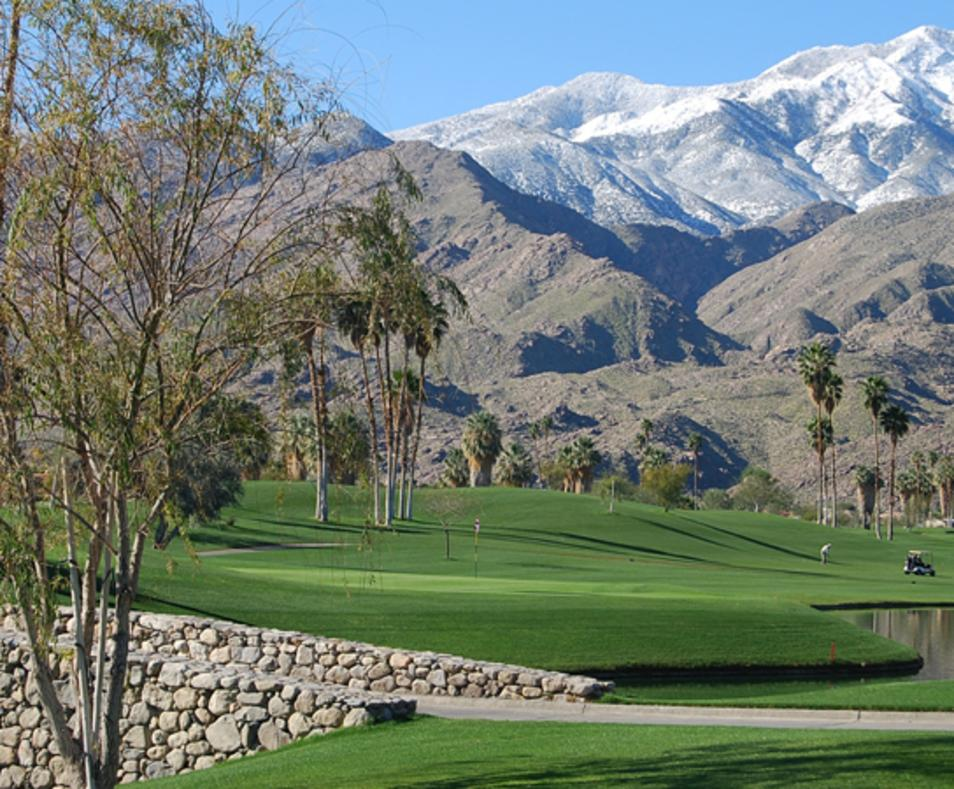 Indian Canyons Golf Resort