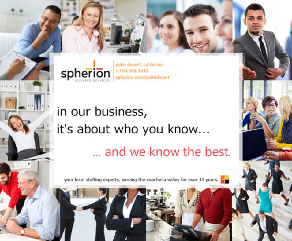 Spherion Staffing