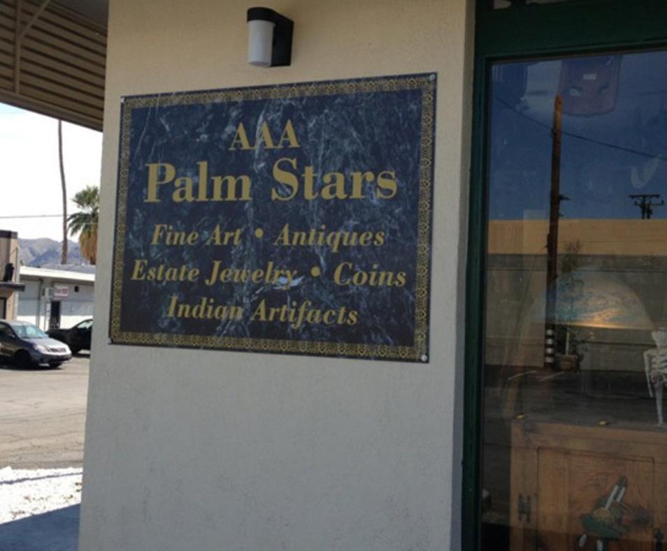 AAA Palm Stars