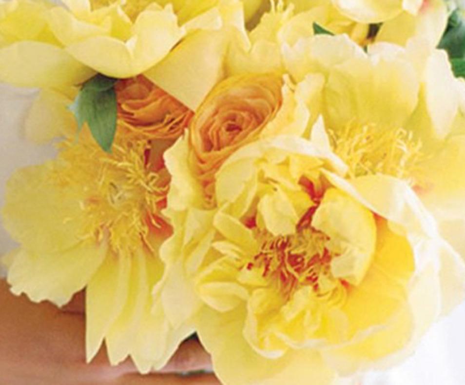 Bridal arrangement