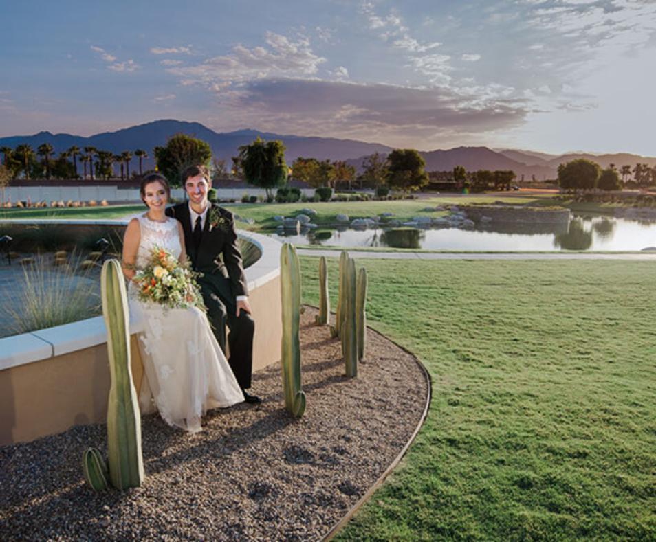 Wedding at Trilogy
