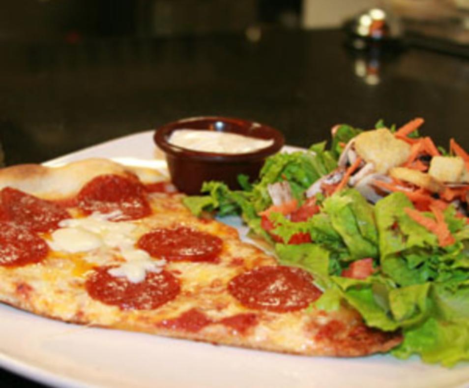 The Slice N.Y. Style Pizzeria Ristorante Pizza