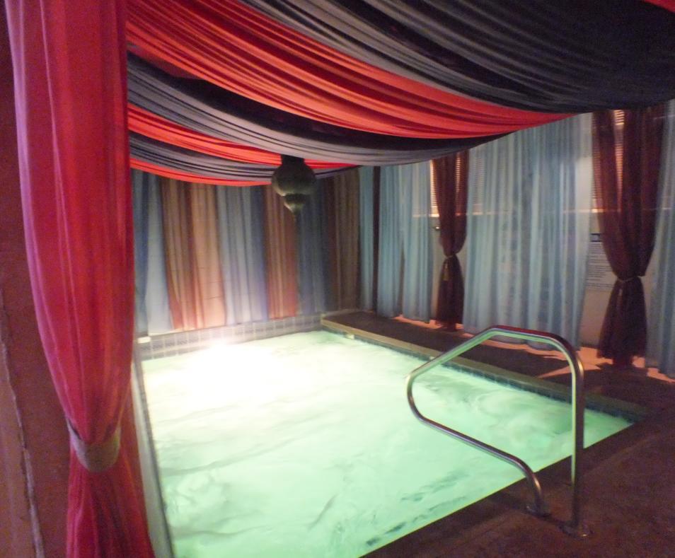 Thermal Hot Springs Spa