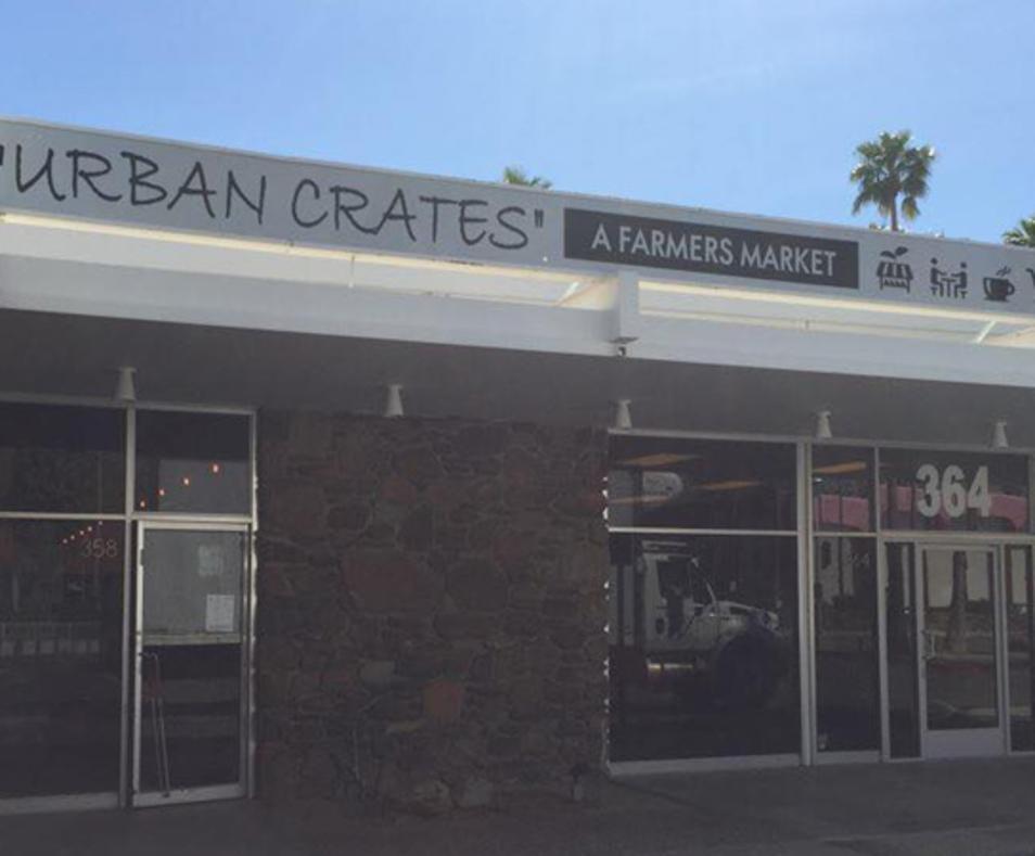 Urban Crates