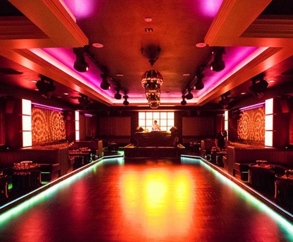 Bardot dance floor