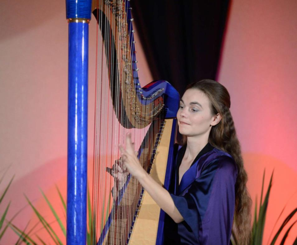 Harp and Piano of Palm Springs
