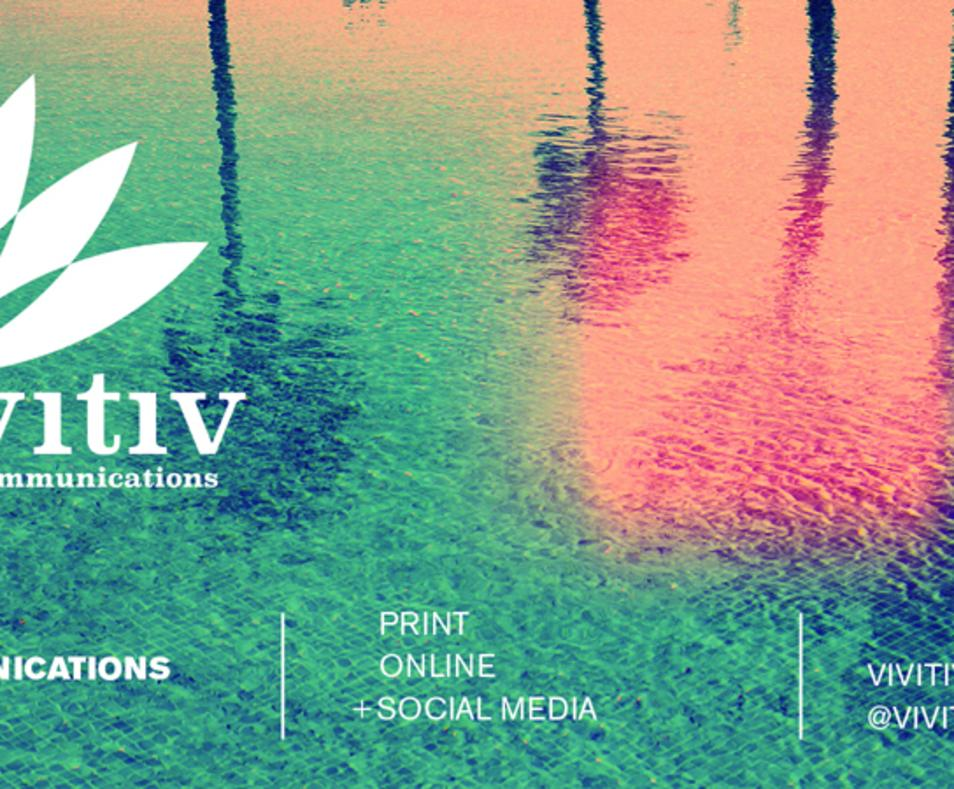 Vivitiv | Brand Communications