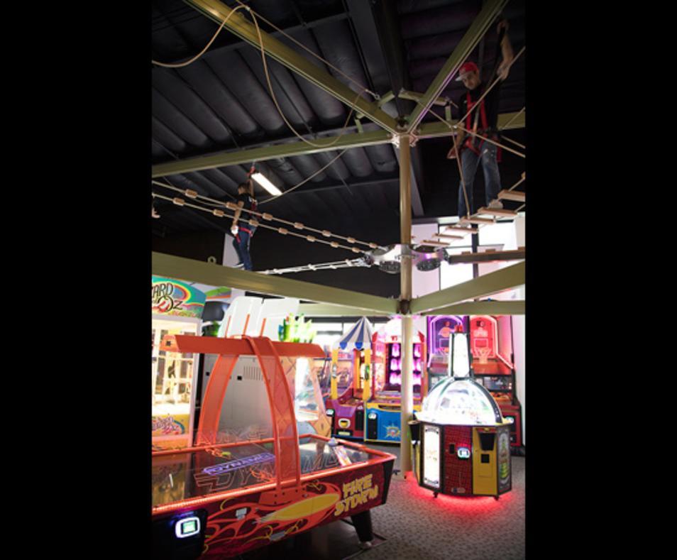 Laser Oasis Arcade