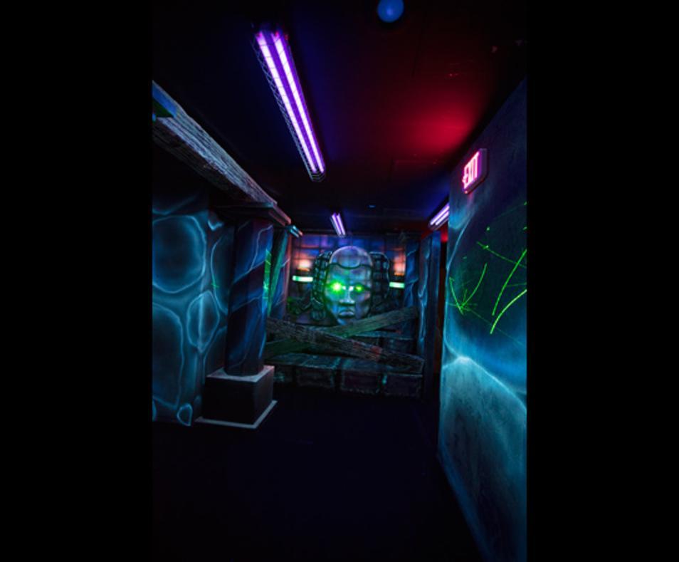 Laser Oasis laser arena