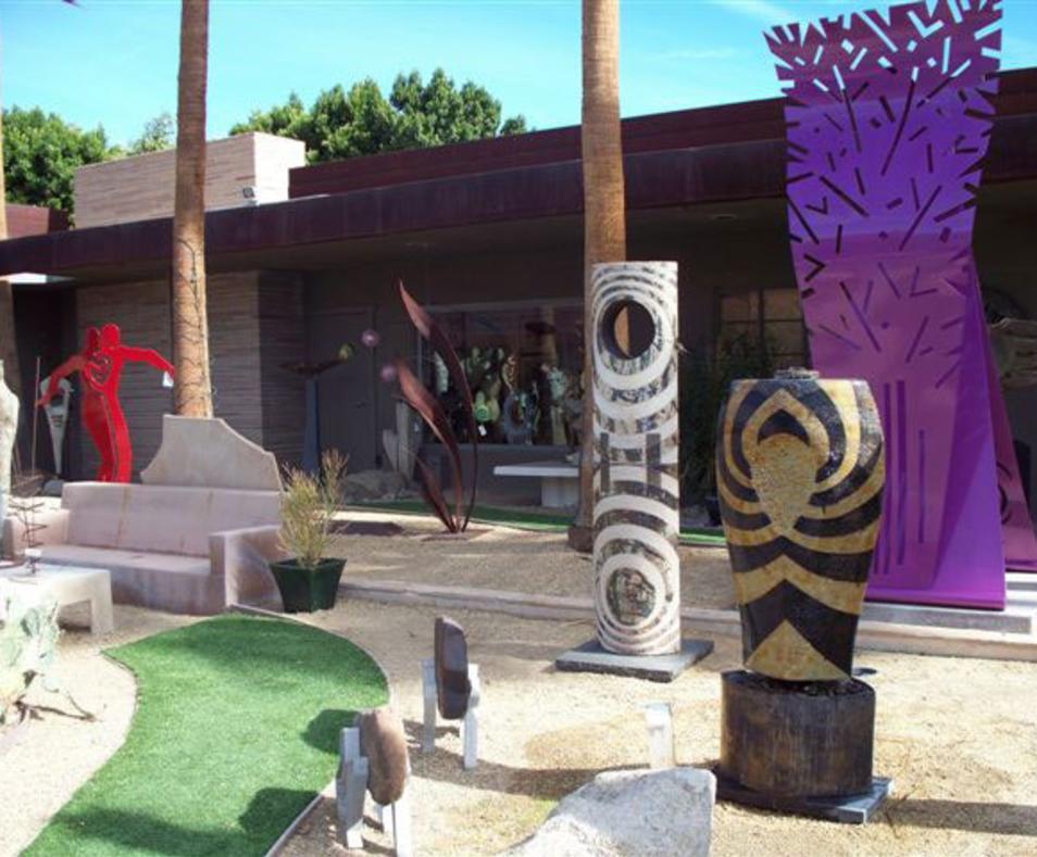 Desert Art Collection