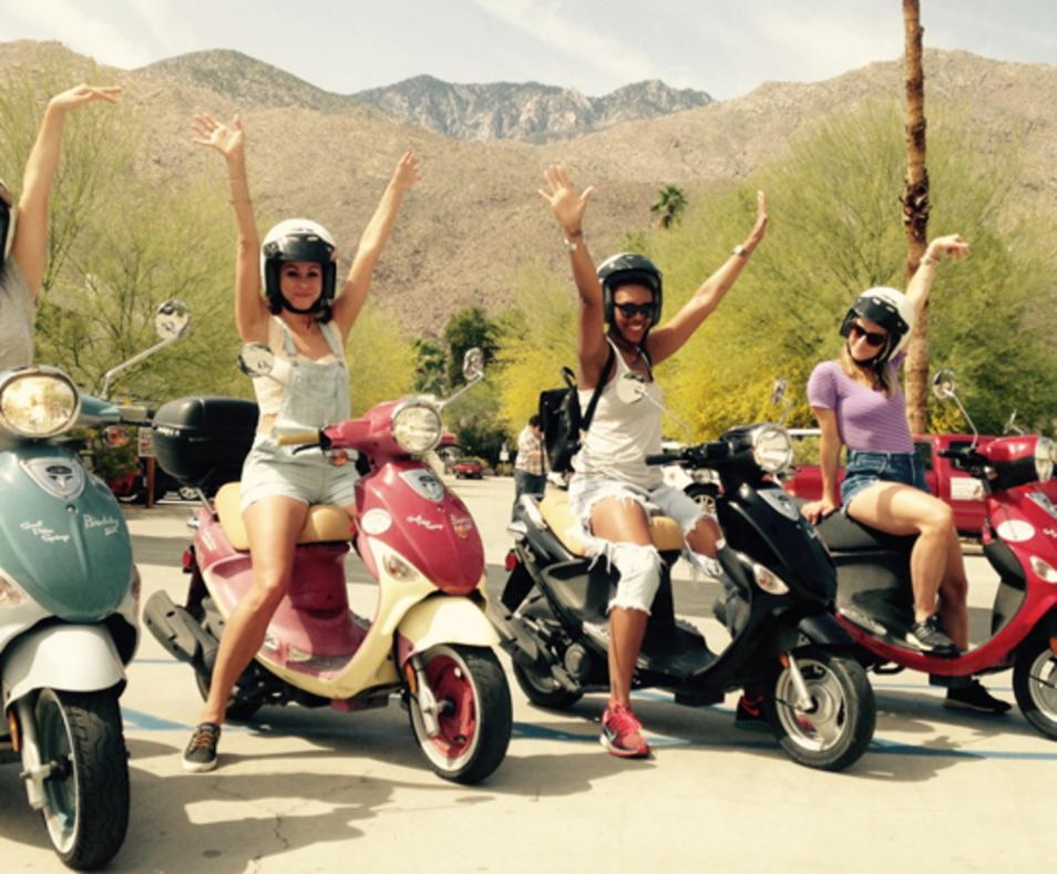 Scoot Palm Springs