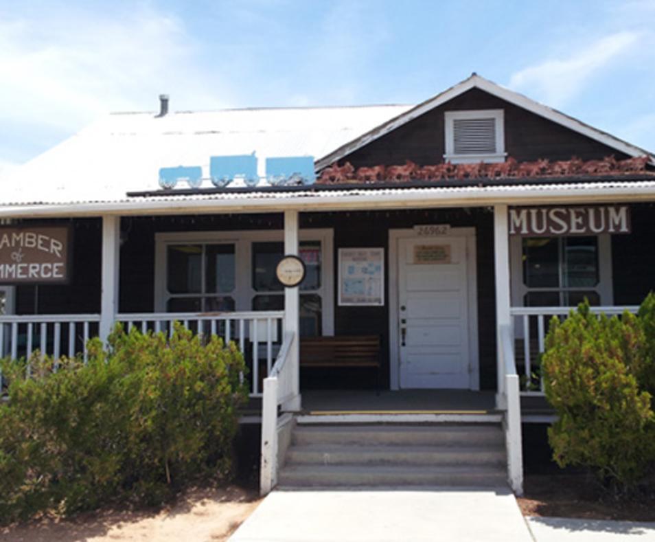 Twenty Mule Team Museum