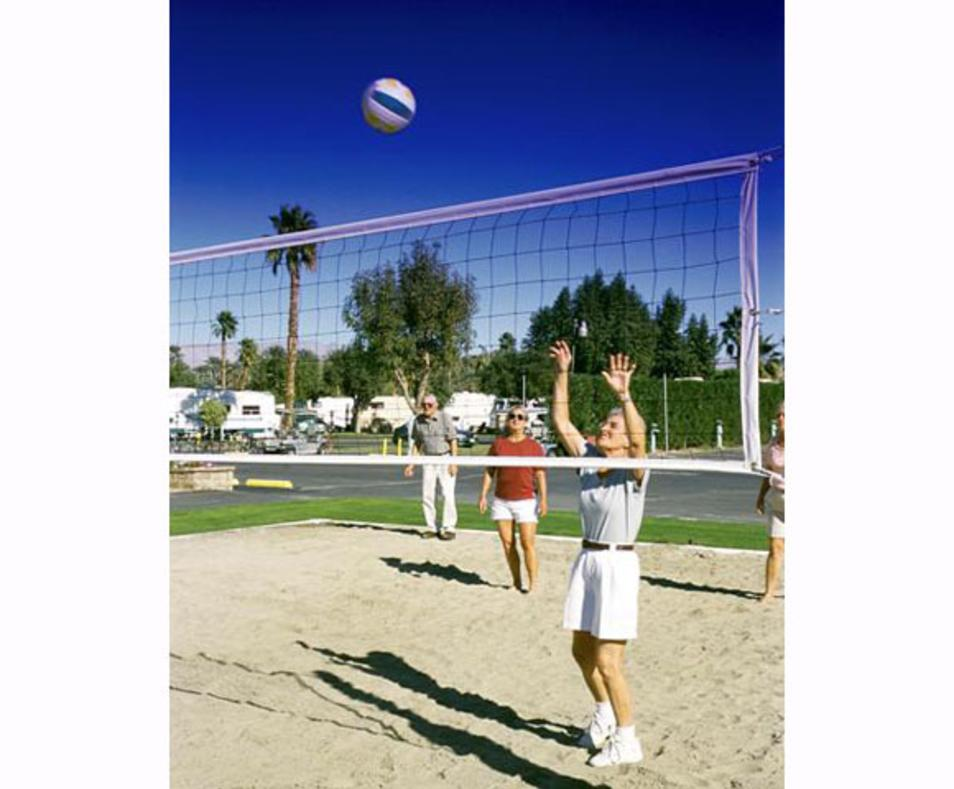 Indian Wells Carefree RV Resorts