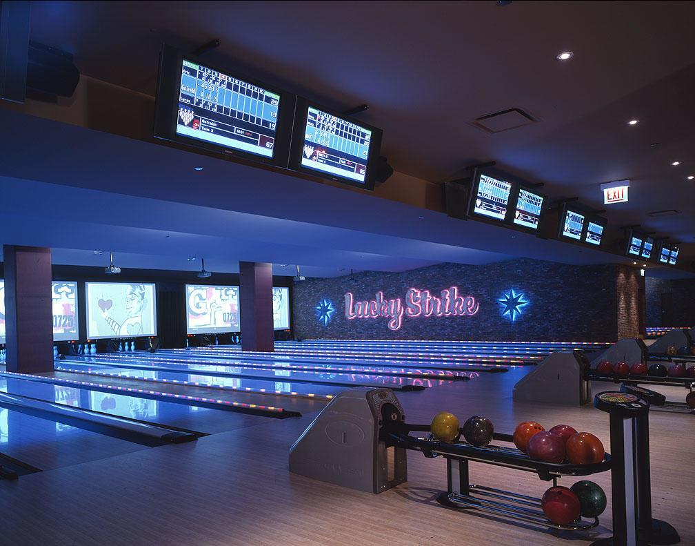 ©Lucky Strike Lanes