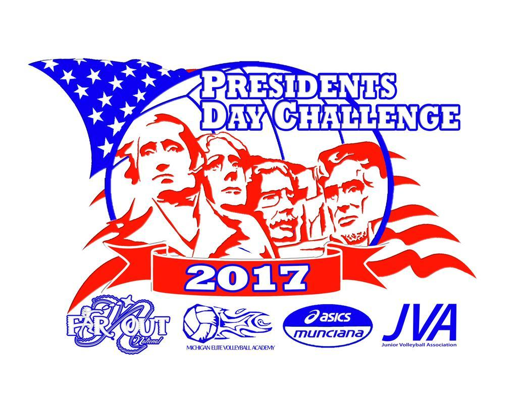 PRESIDENT'S DAY CHALLENGE