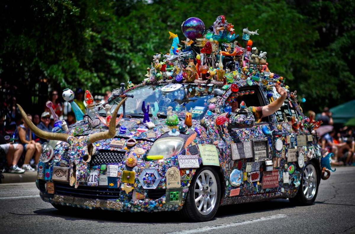 Art Car Parade