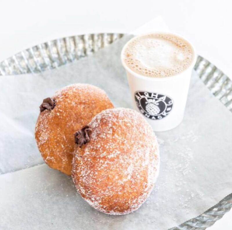 Aloha Snacks Masalada Portugese Donut