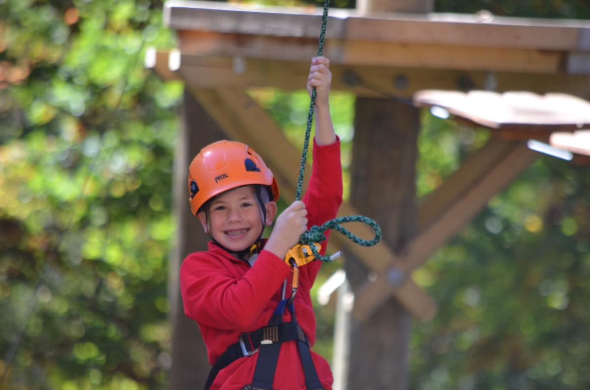 Ohiopyle Zip Line Adventure Park