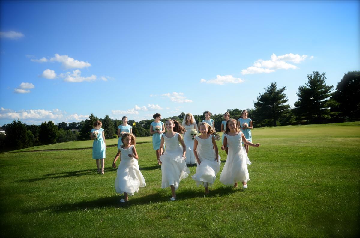 Wedding at Holly Hills