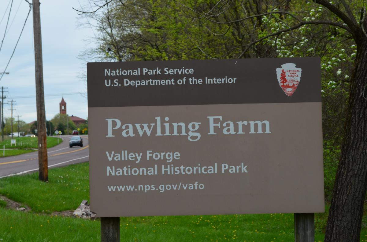 Finding Pawling Farm is easy. Finding the tree was more difficult.