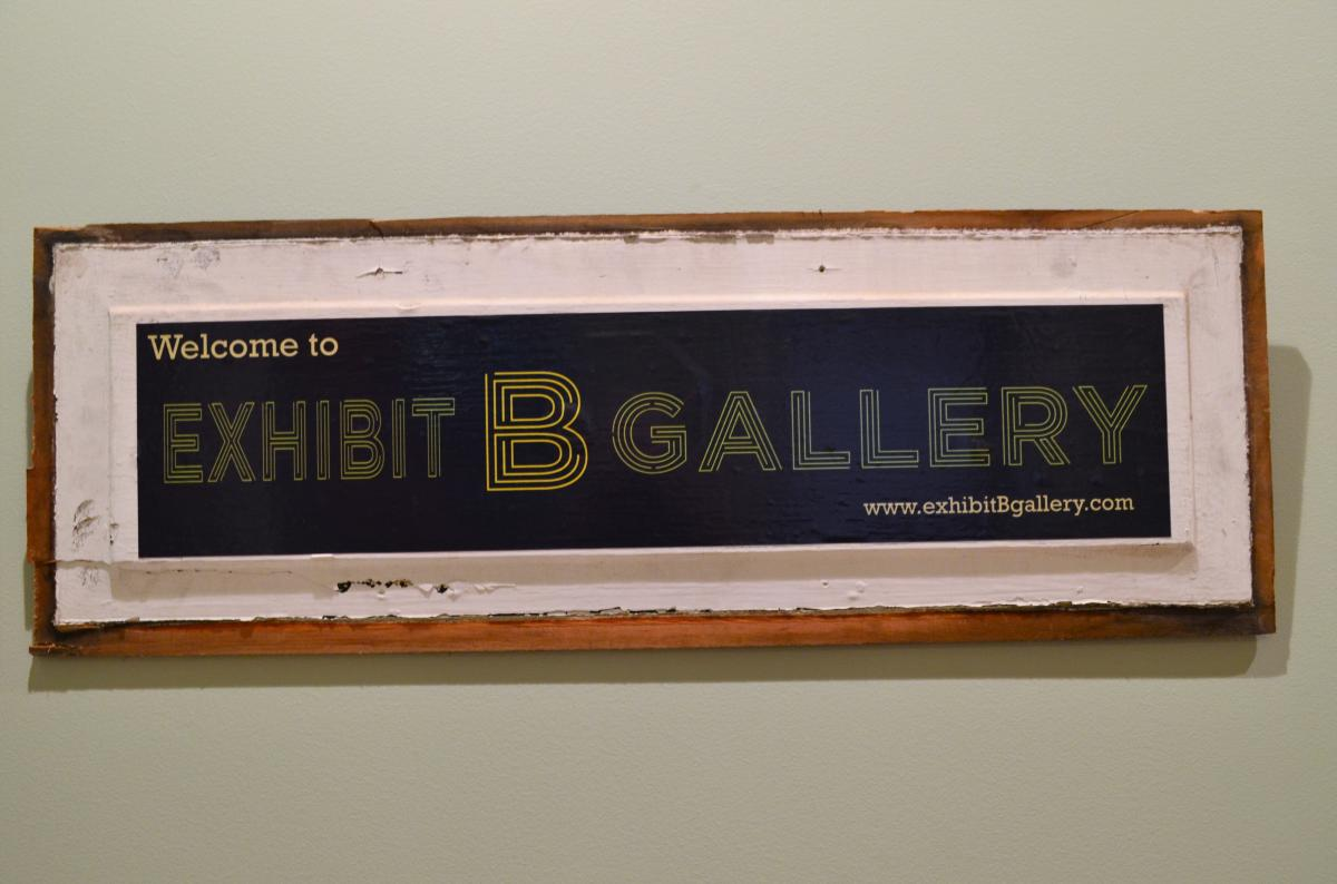 Welcome to Exhibit B Gallery