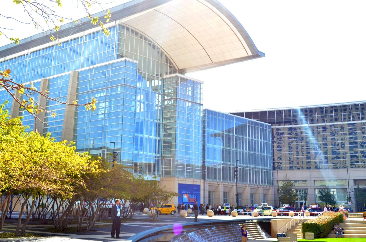 McCormick Place: South Building during Midday