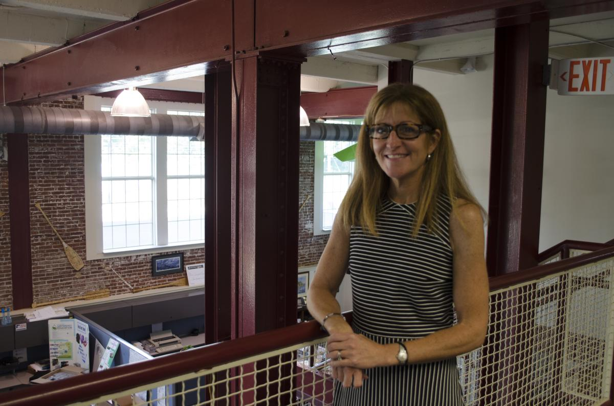 Elaine Schaefer was named Executive Director of the Schuylkill River Heritage Association in May
