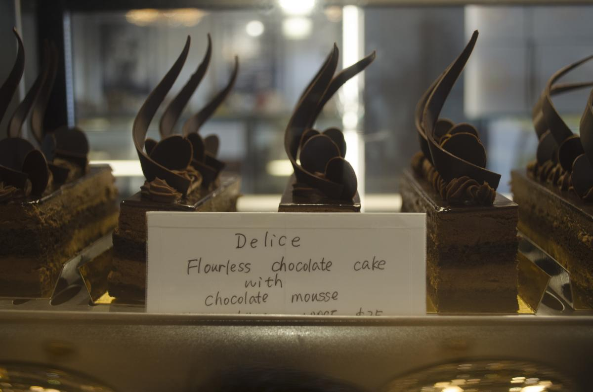 Delice et Chocolat offers French pastries and baked goods that can't be found anywhere else along the Main Line.
