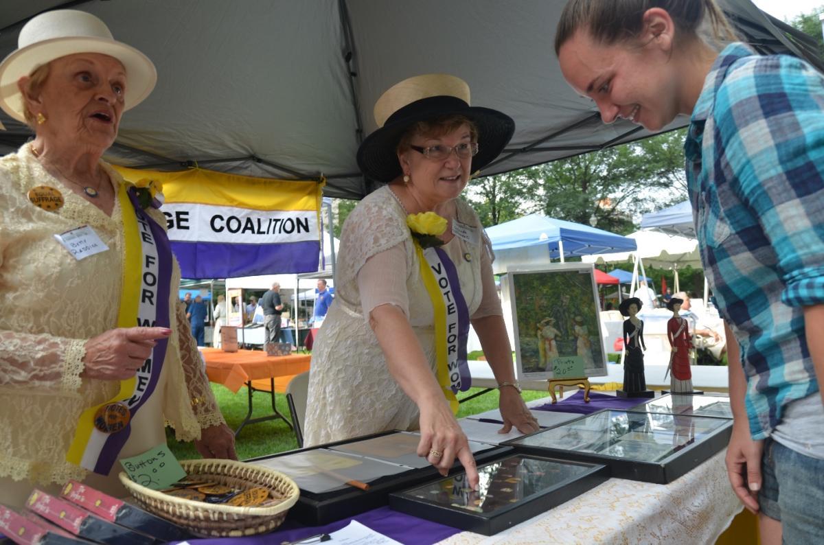 East TN History Fair