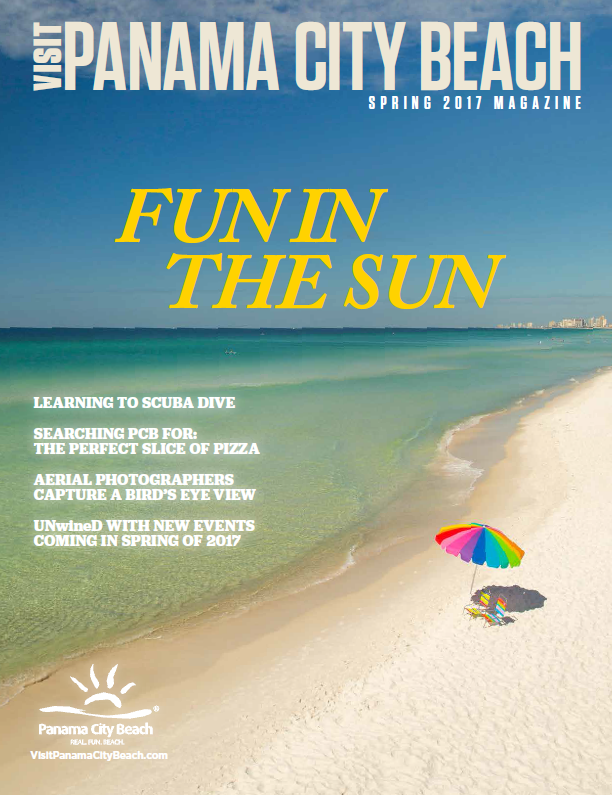 Spring 2017Visitor Guide Cover