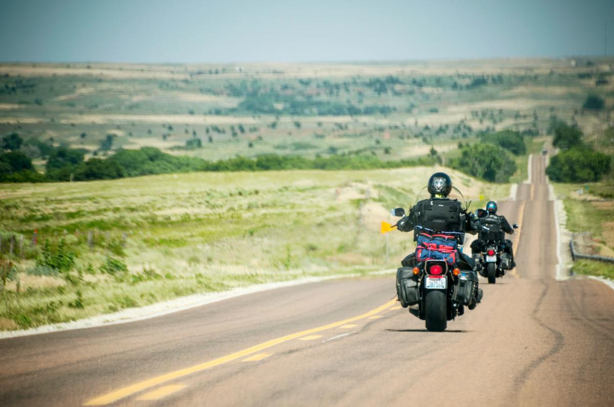 Gypsum Hills Motorcycle