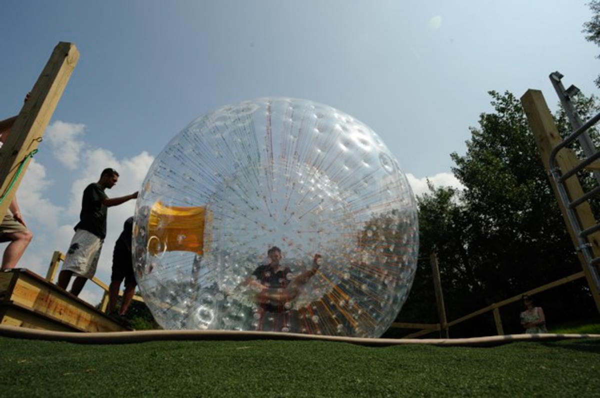 OGO Ball at Roundtop Mountain Resort