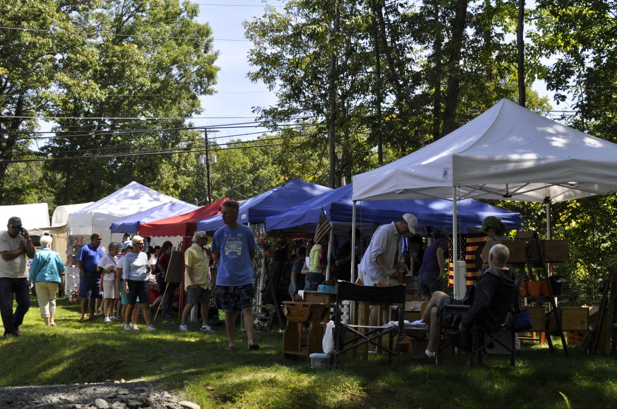 Festivals in the Pocono Mountains