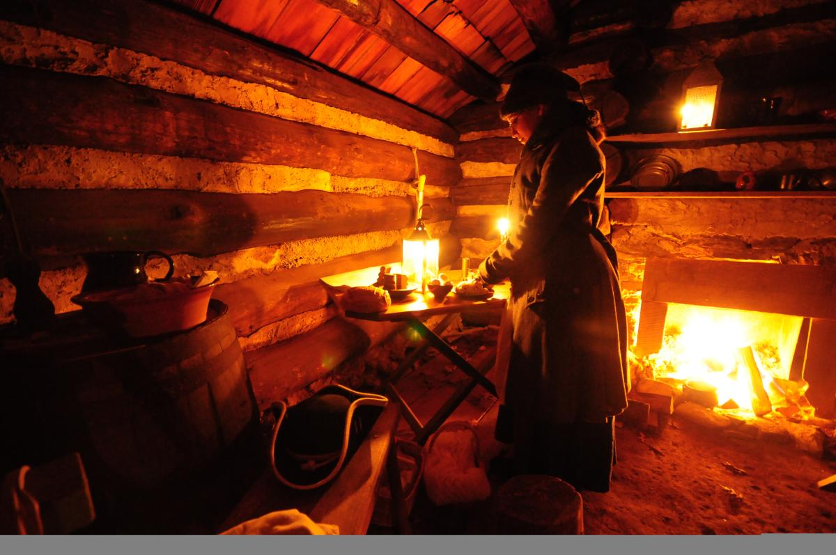 Valley Forge March In Candlelight Tours