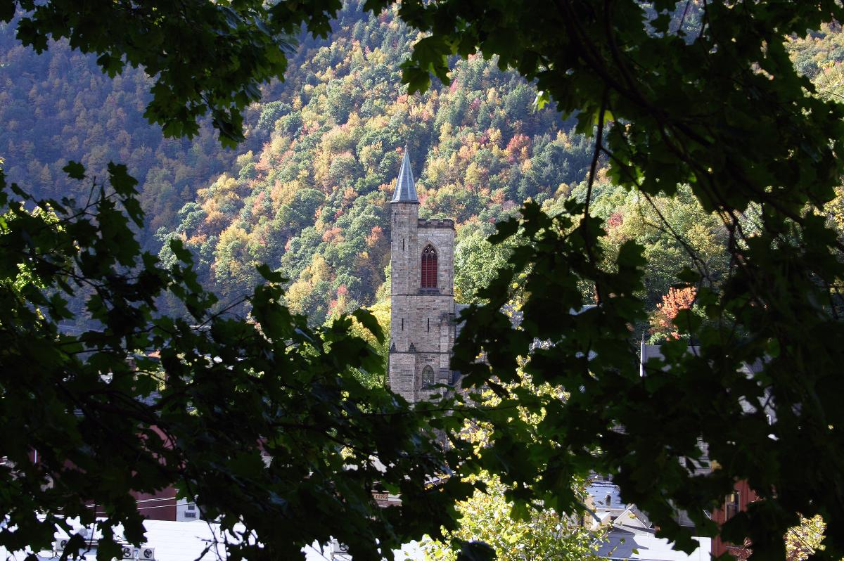 Visit Jim Thorpe in the Pocono Mountains