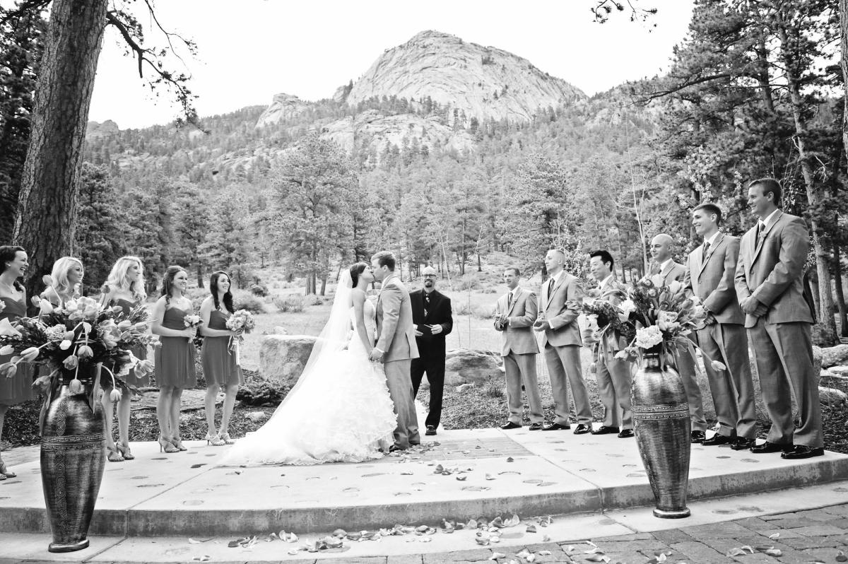 Timeless Weddings at Della Terra Mountain Chateau