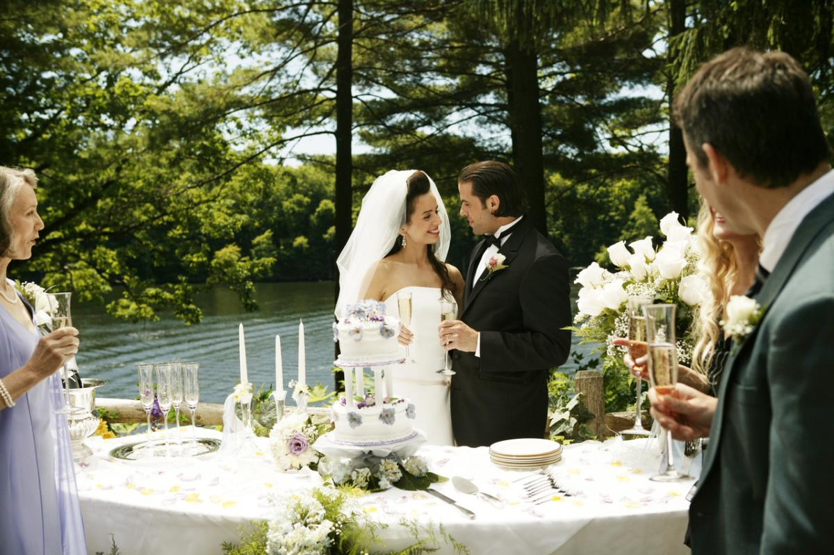 Weddings in the Pocono Mountains - Cove Haven Resort