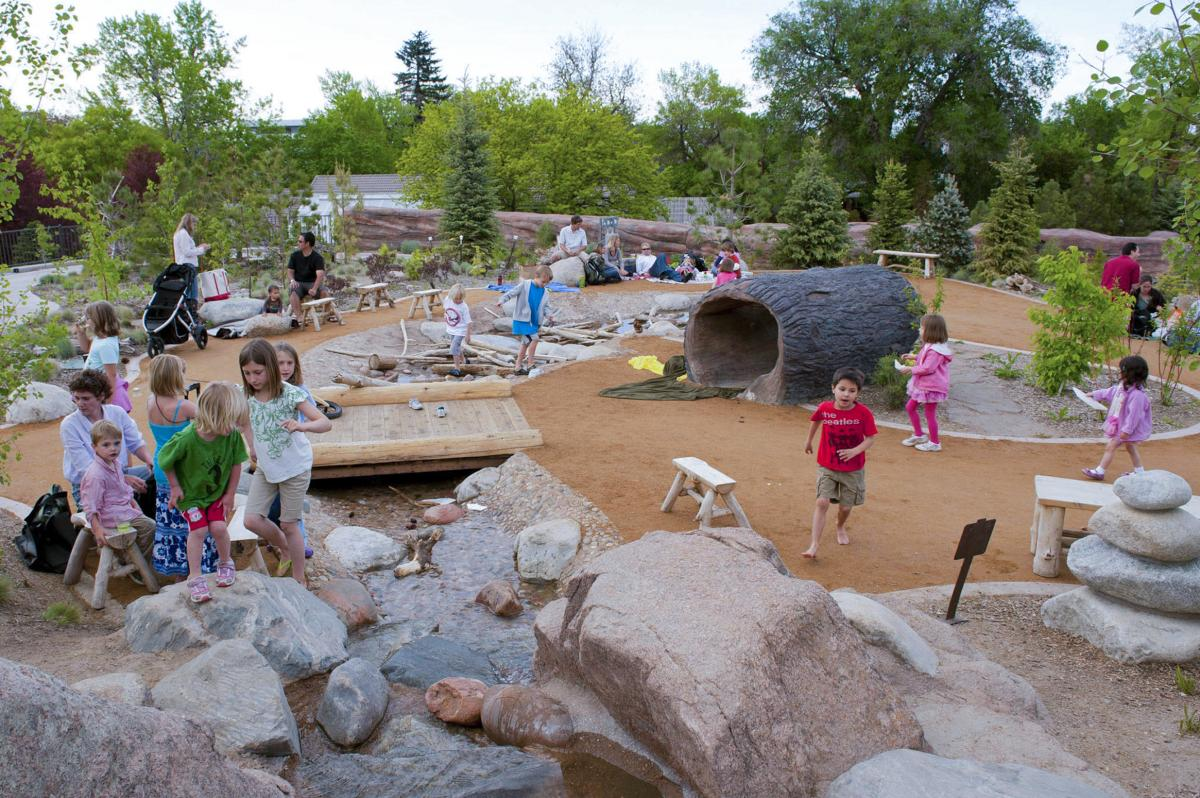 Mordecai Children's Garden at Denver Botanic Gardens