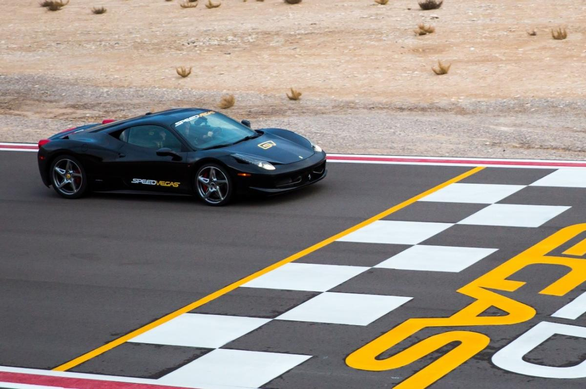 Vegas Speed