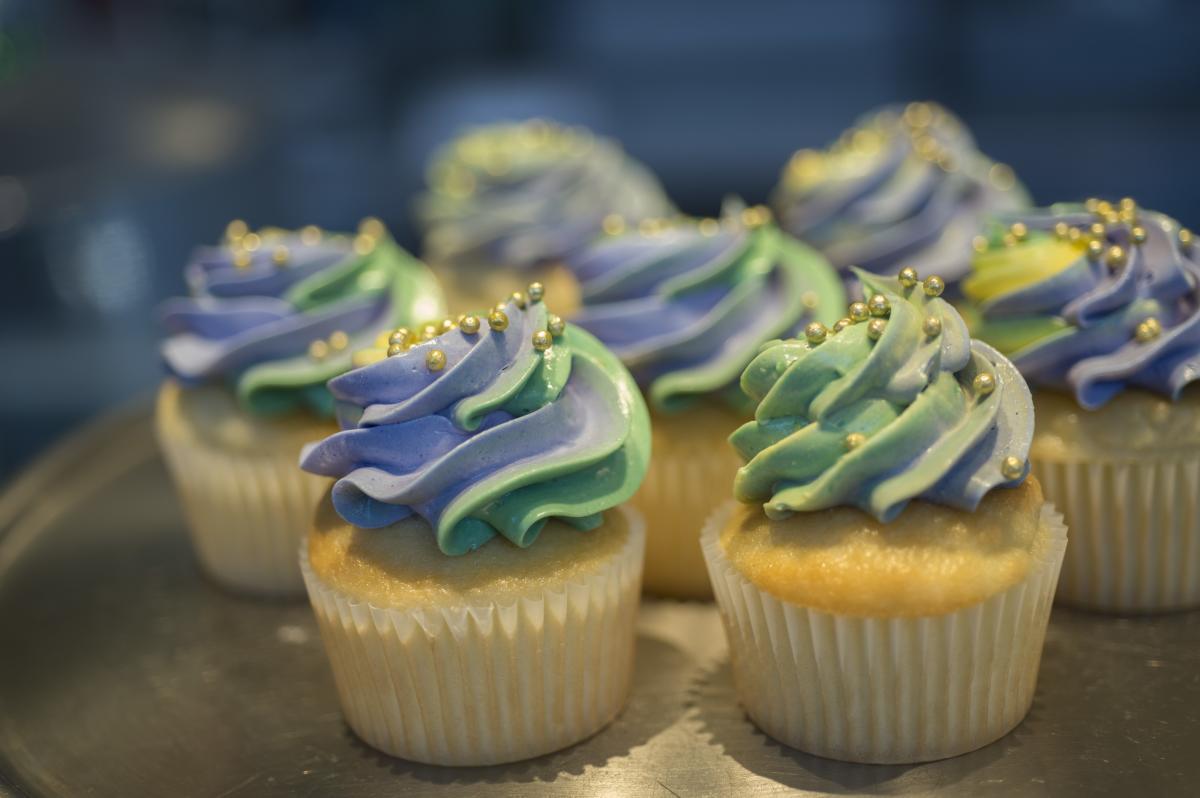 cupcakes at Denver's D Bar