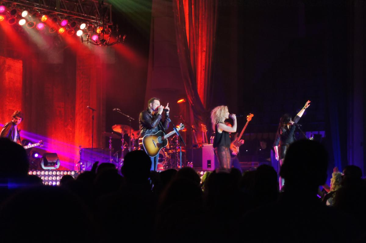 Concert at Mayo Civic Center in Rochester, MN