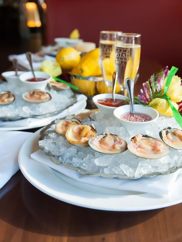 Cap Grille Quahog Week