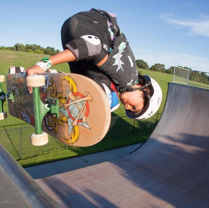 Skate Park Mount Trashmore